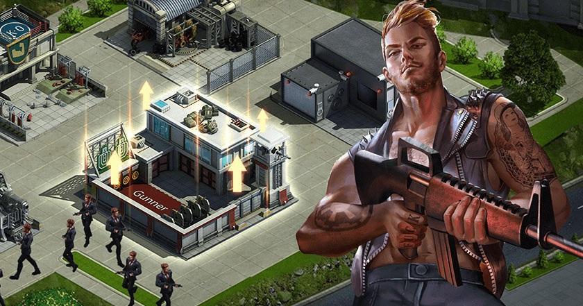 Games Like Mafia City
