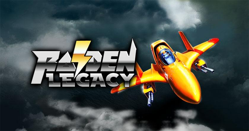 Games Like Raiden Legacy