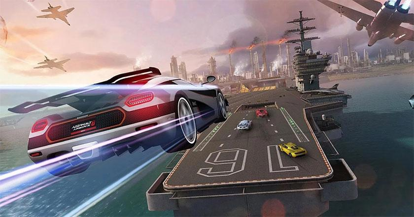 Games Like Asphalt 8: Airborne