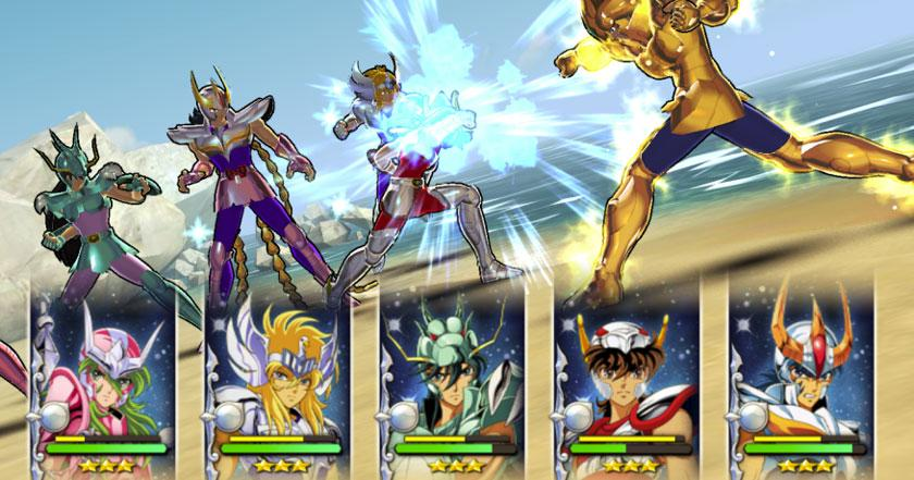 Games Like Saint Seiya Cosmo Fantasy