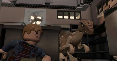 Games Like LEGO Jurassic World