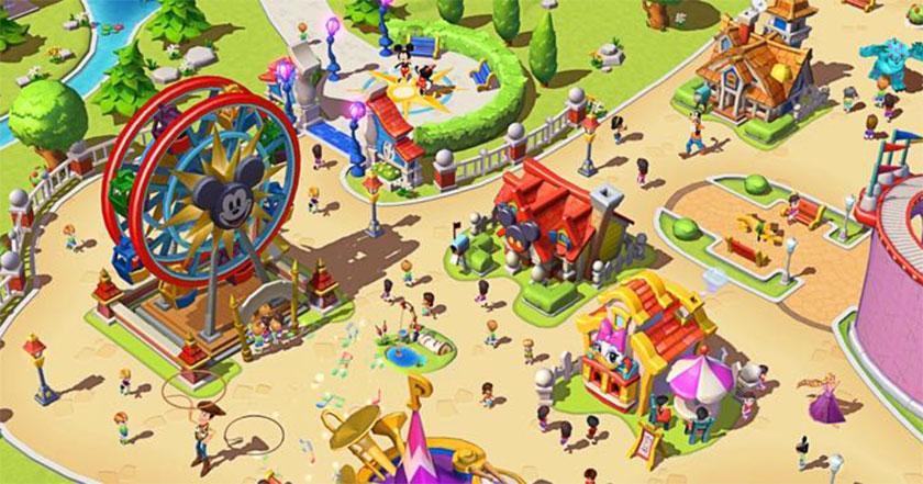 Games Like Disney Magic Kingdom