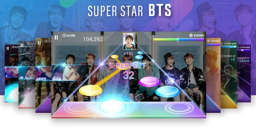 Games Like SuperStar BTS