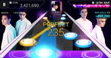 Games Like SuperStar SMTOWN