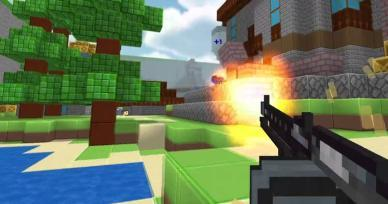 Games Like Blockade 3D