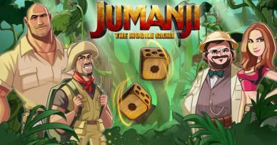 Games Like Jumanji: The Mobile Game