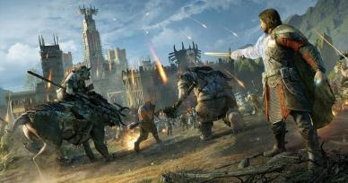 Juegos Como Middle-Earth: Shadow of War - The Mobile Game