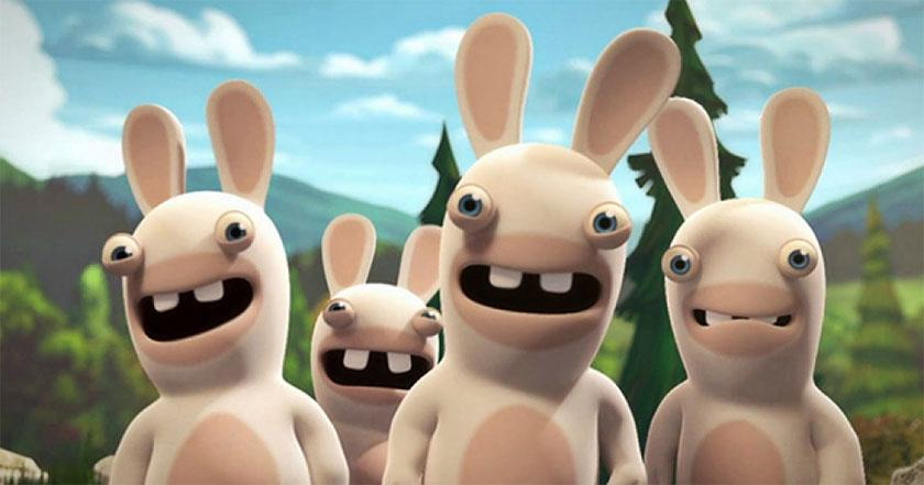 Games Like Rabbids Crazy Rush