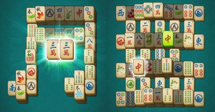 Games Like Mahjong Solitaire: Classic