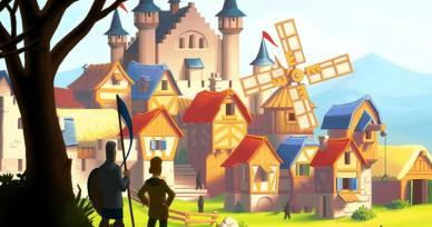 Games Like Townsmen