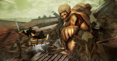 Games Like Attack on Titan