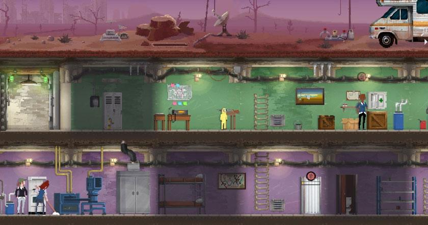 Games Like Sheltered
