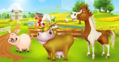 Games Like Hay Day