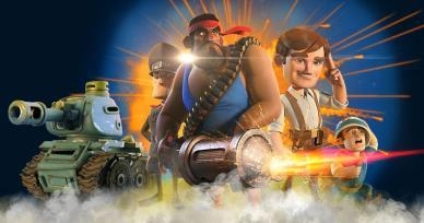 Games Like Boom Beach