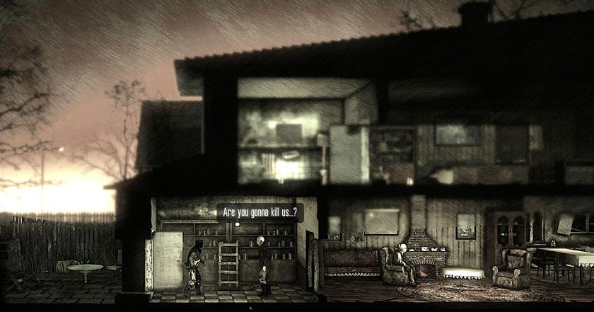 Games Like This War of Mine