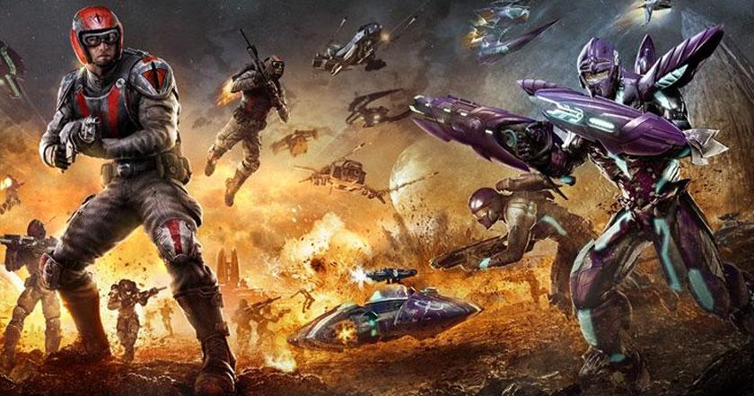 Games Like Planetside 2