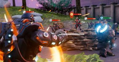 Juegos Como Hero Hunters