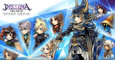 Jogos Como Dissidia Final Fantasy Opera Omnia