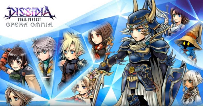 Games Like Dissidia Final Fantasy Opera Omnia