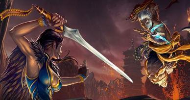 Games Like Blade & Soul