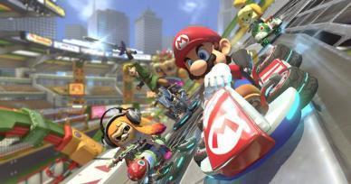 Jogos Como Mario Kart 8 Deluxe