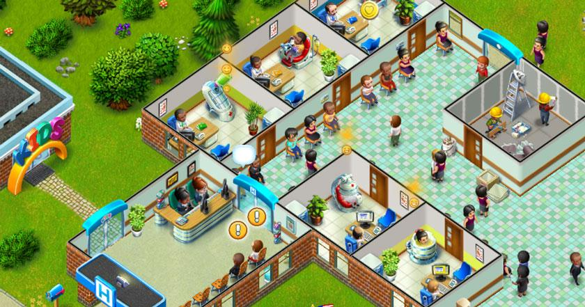 Games Like My Hospital