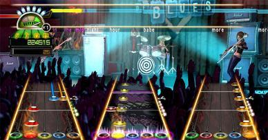 Games Like Guitar Hero World Tour