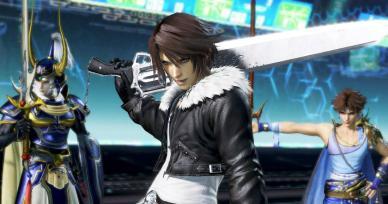 Jogos Como Dissidia Final Fantasy NT