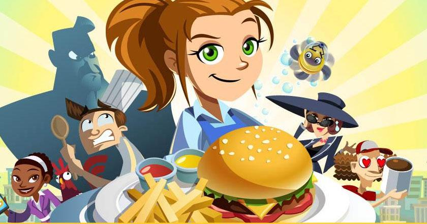 Games Like Diner Dash