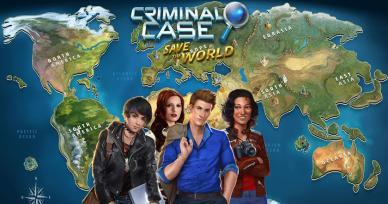 Games Like Criminal Case: Save the World