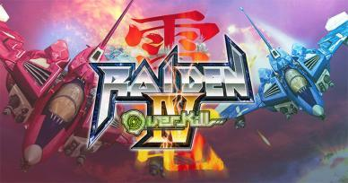 Games Like Raiden IV: Overkill