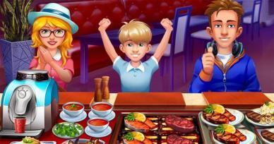 Games Like Cooking Craze