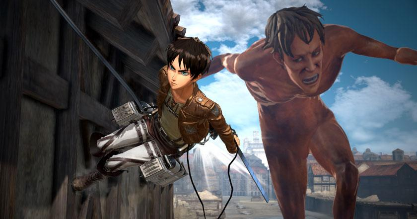 Juegos Como Attack on Titan 2