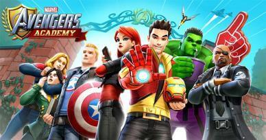 Jogos Como MARVEL Avengers Academy
