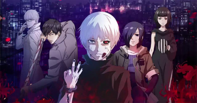 Games Like Tokyo Ghoul: Dark War