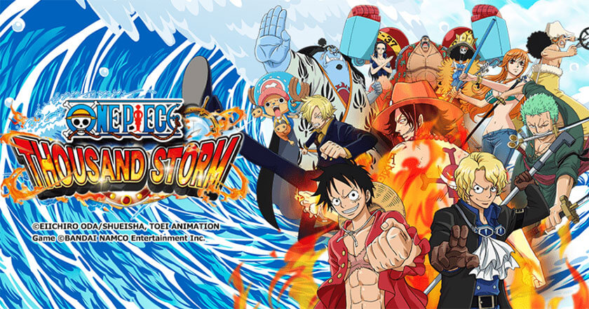 Games Like One Piece: Thousand Storm