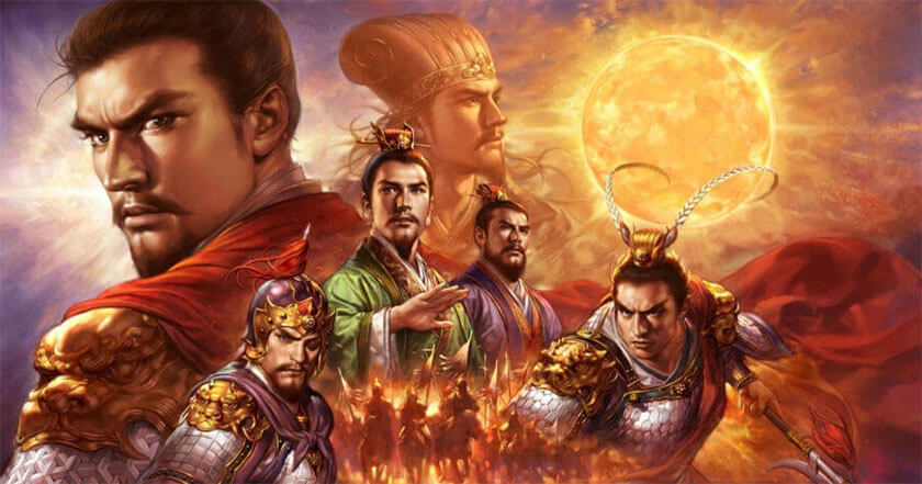 Games Like Romance of the Three Kingdoms