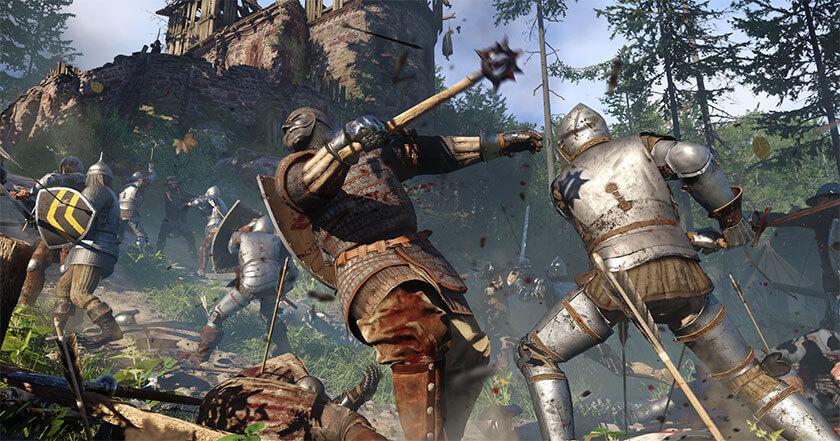 Games Like Kingdom Come: Deliverance