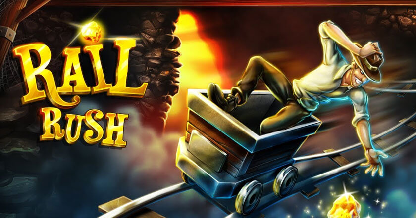 Games Like Rail Rush