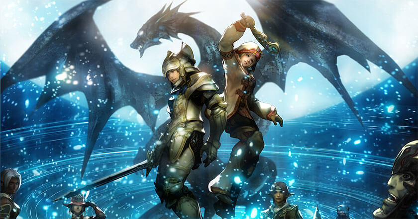 Games Like Final Fantasy XI