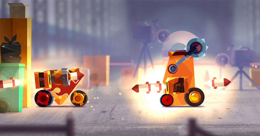 Games Like CATS: Crash Arena Turbo Stars