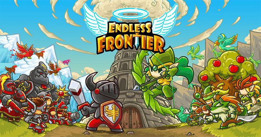 Games Like Endless Frontier Saga