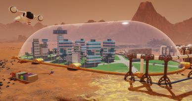 Games Like Surviving Mars