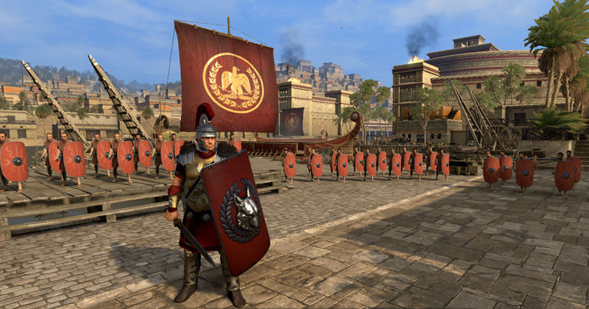 Games Like Total War Arena