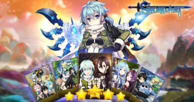 Games Like Sword Art Online