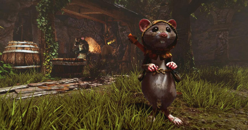 Games Like Ghost of a Tale