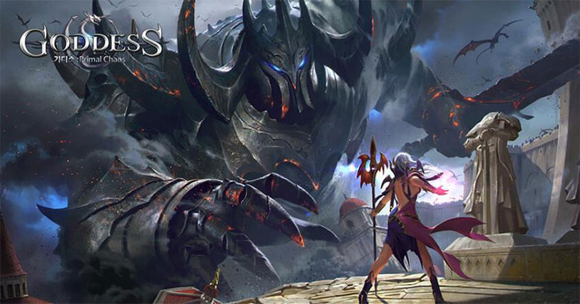 Games Like Goddess: Primal Chaos