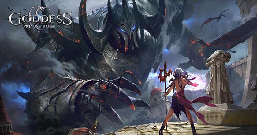Games Like Goddess: Primal Chaos