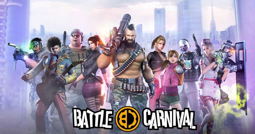 Juegos Como Battle Carnival