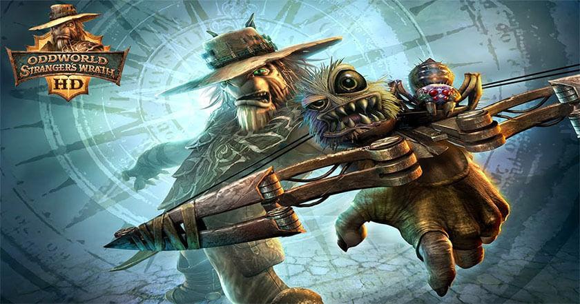 Games Like Oddworld: Stranger's Wrath